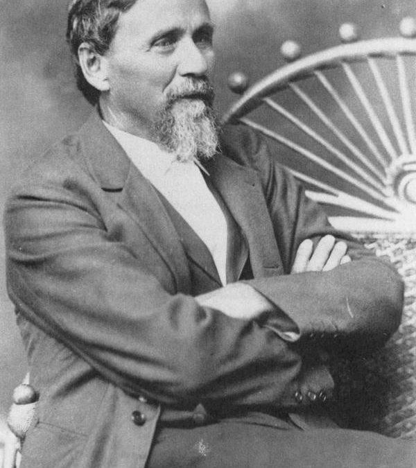 A. T. Still Twórca Osteopatii